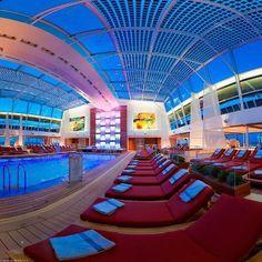 Celebrity Cruise Line - Reflection