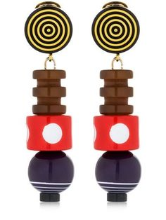 Art Earrings To Buy From Zara Jacquemus & More