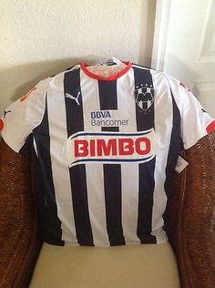 Mexico RAYADOS de Monterey puma soccer/futbol Jersey NWT  Size XL Men's