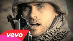 Thirty Seconds To Mars - This Is War, totalmente de acuerdo, está es una Guerra.....