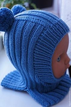 Out of fleece? Baby Booties Knitting Pattern, Crochet Baby Jacket, Baby Hats Knitting, Crochet Baby Hats, Knitting For Kids, Baby Knitting Patterns, Knitted Hats, Knit Crochet, Crochet Beanie
