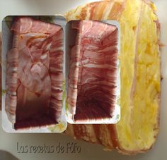 Esta es la versión sencilla de este tipo de pastel, hay otros con carne picada y pimientos del piquillo por ejemplo pero hoy nos qued...