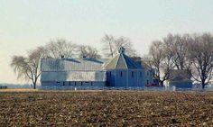 Round Barn - Champaign Co., Ohio