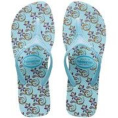 Havaianas Flash Hit Indian Sky Blue at Flopestore Malaysia, www.flopstore.my