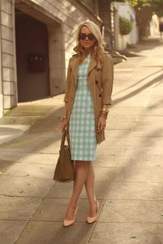 Gingham Style - love this!!!!