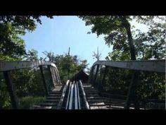 Blue Mountain Rollercoaster GOPRO
