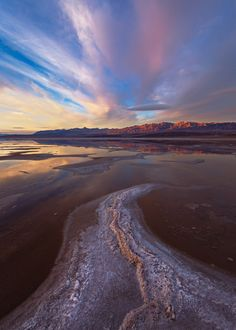 A Month in Death Valley (by David Kingham)