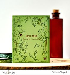 Mother's Day cards with Altenew Botanical Garden: http://craftwalks.com/2016/05/03/altenew-two-quick-mothers-day-cards/