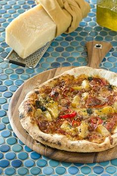 Pizza from Cucina Urbana, Winner of the readers' poll for best italian, San Diego