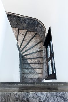 Bygdøy Allé 4 Renovation of historical building 2015 Hille Strandskogen arkitekter AS Stairs, Architecture, Projects, Home Decor, Modern, Arquitetura, Log Projects, Stairway, Blue Prints