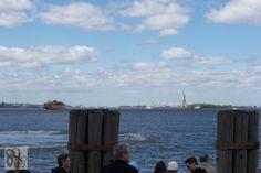 The Space Shuttle Enterprise Arriving In New York City (April 27, 2012) #12