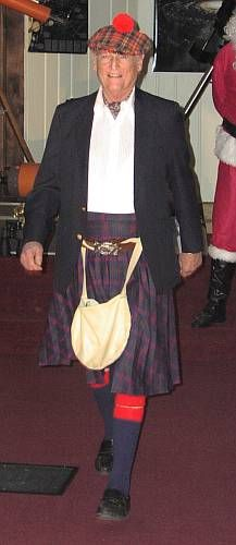 Men's traditional clothing from Scotland