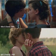 Qotd Mike and Eleven or Bill and Beverly?