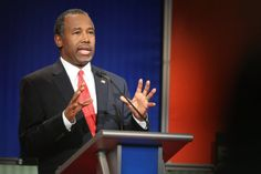 Ben Carson Becomes First GOP Candidate To Weigh In On Flint...