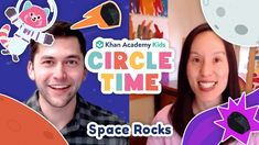 Outer Space Adventures   Read Along with Asteroid And Comet   Circle Time with Khan Academy Kids Circle Time, Space Exploration, Science For Kids, Outer Space, Books To Read, Activities, Adventure, Learning, Studying
