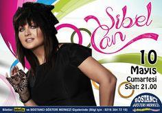 Sibel Can 10 Mayıs 2014 Bostancı Gösteri Merkezinde sizlerle olacak... (Oturma planı ve bilet fiyatları ileriki tarihlerde paylaşılacaktır...) http://www.bgmonline.net/