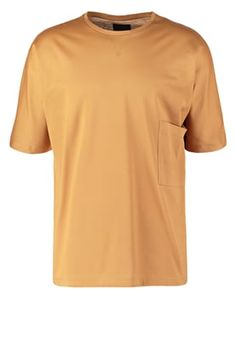 LUX  - T-shirt basic - light brown