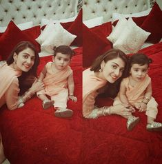Beautiful Ayeza khan with Her Cute Daughter Hoorein. Gorgeous Ayeza Khan With Cute Daughter is beautiful background. baby hoorain she is a sweet daughter of ayza khan and Danish tymoor Asian Wedding Dress, Wedding Dresses For Girls, Celebrity Moms, Celebrity Pictures, Mahira Khan Husband, Ayeza Khan Wedding, Maya Ali, Aiman Khan, Stylish Dress Designs