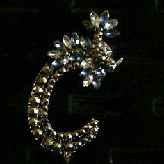 Ear jewelry Fits behind the ear snugly. NWOT Jewelry Earrings