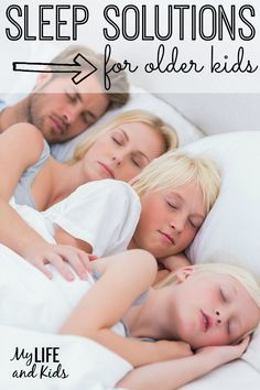 Solutions for Older Kids Tips, tricks and sleep solutions for older kids. How to help them become better sleepers!Tips, tricks and sleep solutions for older kids. How to help them become better sleepers! Sleep Help, Kids Sleep, Go To Sleep, Baby Sleep, Child Sleep, Sleep Tight, Parenting Advice, Kids And Parenting, Single Parenting