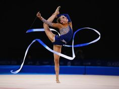 Day 1 - Rhythmic Gymnastics