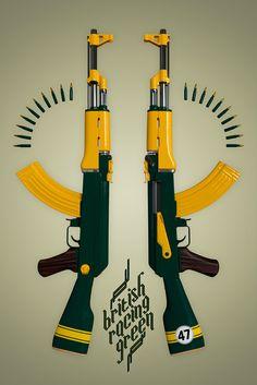 L'AK47 revisité par Twelve Four Haus