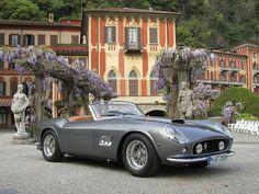 Ferrari GTO California Spider