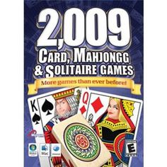 2,009 Card, Mahjongg & Solitaire Games - Macintosh Your #1 Source for Video Games, Consoles & Accessories! Multicitygames.com
