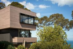 Exterior cladding – DecoClad by Decorative Imaging – Selector Exterior Cladding, Wall Cladding, Home Design Decor, House Design, Aluminium Cladding, Victoria, Facade House, House Facades, Western Red Cedar