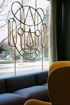 jaime hayn designs interiors for barcel torre de madrid hotel
