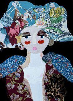 katherine roumanoff collage - Cerca con Google