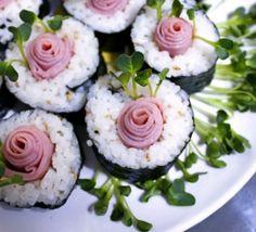 모르면 손해!!예쁘고 이색적인 김밥 12가지 종류 Appetisers, Korean Food, Food Menu, Recipe Collection, Sushi, Menu Recipe, Food And Drink, Cooking Recipes, Ethnic Recipes