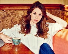 Alison Brie • by Eric Ray Davidson for BlackBook.                                                                                                                                                     More