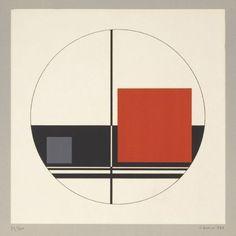 Jean Albert Gorin, Composition Geometrique1969