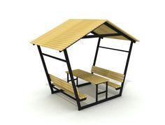 Gazebos & Shelters - Officitta — Office & City Furniture