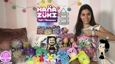 UNBOXING HANAZUKI Y SUPER SORTEO REGALOS/LA DIVERSION DE MARTINA