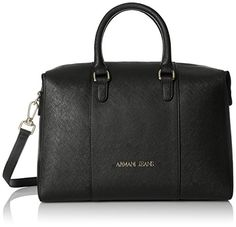 Amazing offer on Armani Jeans Eco Saffiano Boston Bag online e8310eed422d1