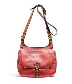 Patricia Nash London Saddle Bag #Dillards