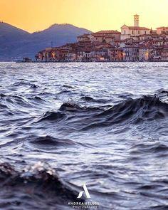 Il lago: la sua capacità di aspettare supera il desiderio di arrivare fino al mare (Fabrizio Caramagna)  Foto: @andreabelu  #visitlakeiseo #inlombardia #visitbrescia #lagodiseo #laghiitaliani #laghilombardi #ilpassaporto #inlombardia365 http://ift.tt/2mzRlHG - http://ift.tt/1HQJd81