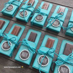 In Daisy; Stampin 'Up! inspiration and sales: Oldies Merci boxes