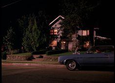Plan maison + voiture (Twin peaks S1 E2)