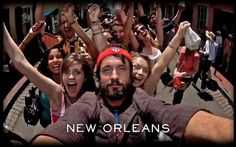 I Love People: 5,000 Miles, 930 People, 162 Seconds. Video by Benjamin Jenks.