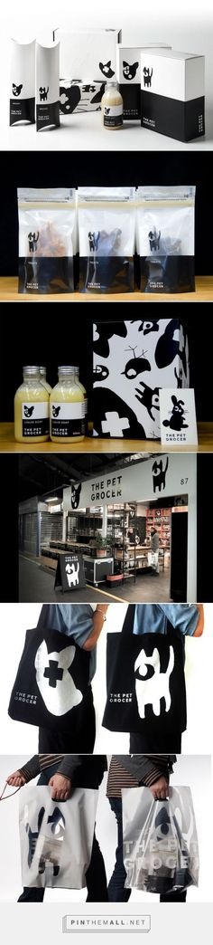 The Pet Grocer Packaging | Fivestar Branding – Design and Branding Agency & Inspiration Gallery