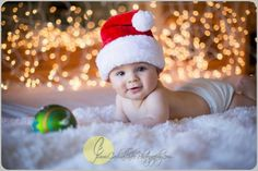 New baby first christmas pictures lights 68 ideas Xmas Photos, Family Christmas Pictures, Baby Boy Pictures, Newborn Pictures, Photo Bb, Diy Bebe, Baby Boy Photography, Photography Photos, Foto Baby