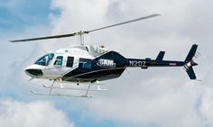 SAM, Inc. Adds New Helicopter for Airborne LiDAR