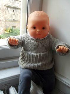 La petite brassière retro indispensable de la layette d'un nouveau-né