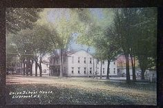 Liverpool NY Union School 1900's