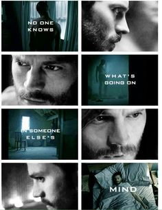 Jamie Dornan as Paul Spector on The Fall