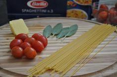 Salvia Summer Pasta Recipe - Kiss my Butz
