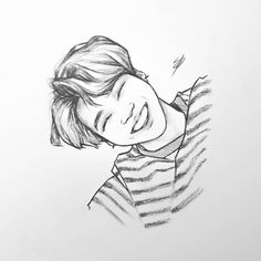 kpop fanart twice Jimin Fanart, Kpop Fanart, Kpop Drawings, Pencil Art Drawings, Art Drawings Sketches, Sketch Drawing, Wie Zeichnet Man Manga, Arte Sketchbook, Korean Art